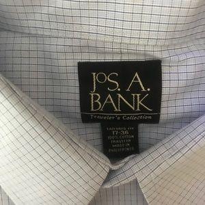 Jos. A. Bank button down shirt